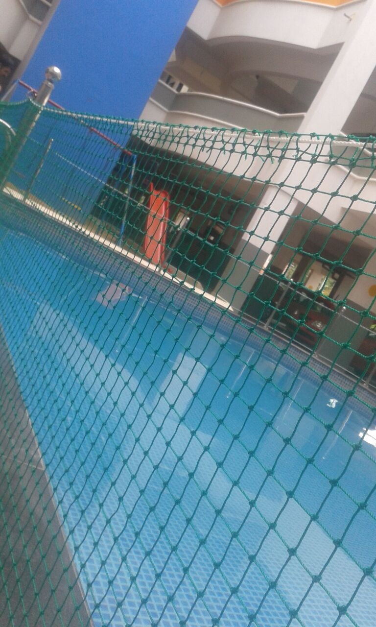 Swimming Pool Nets in Hyderabad,Call:9666120923 for Free Fixing